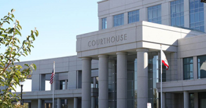 Yolo Courthouse, CA